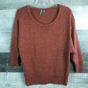 URBAN OUTFITTERS Pullover Fall Color Top Blouse M